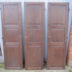 oude eiken kastdeuren