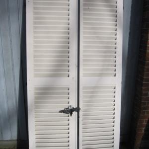 luiken, shutters, kastdeuren