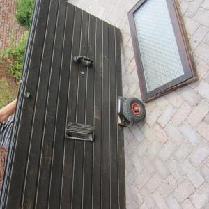 buitendeur, voordeur