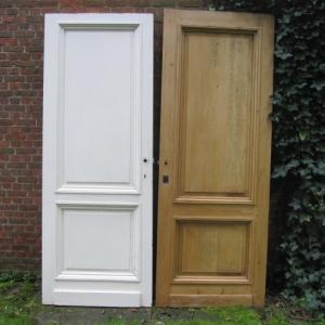 oude paneeldeuren, antieke paneeldeuren