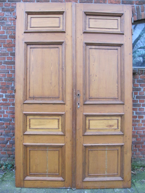 dubbele deuren